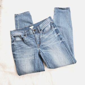 J. CREW Jeans Straight Leg